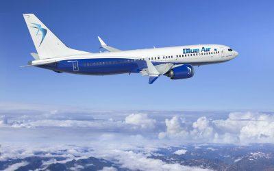 Promoție Blue Air: Zboruri în toată Europa la doar 1 €!*